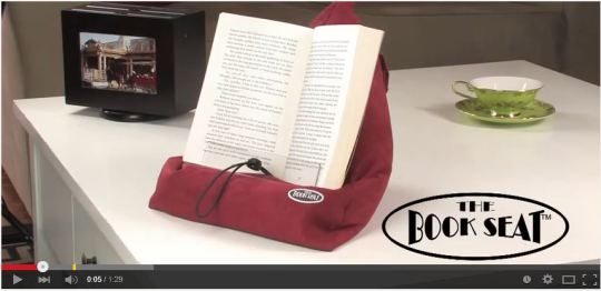 VOIR LA VIDEO THE BOOK SEAT